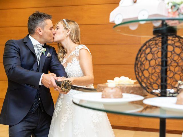 La boda de Cris y Fran en Santa Coloma De Farners, Girona 39