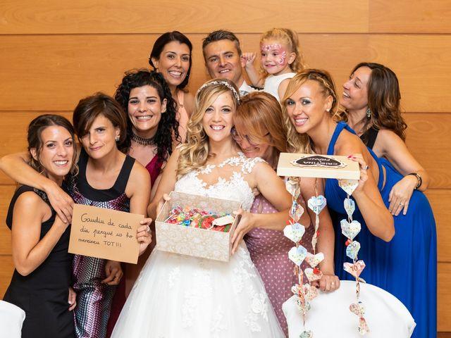 La boda de Cris y Fran en Santa Coloma De Farners, Girona 41