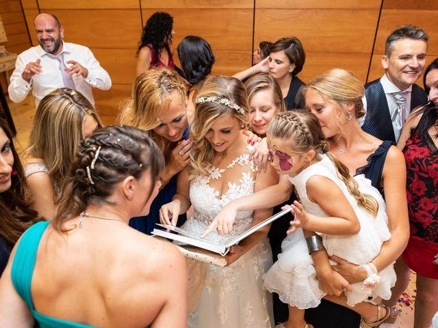La boda de Cris y Fran en Santa Coloma De Farners, Girona 42