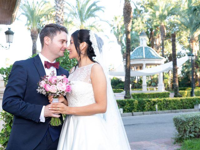 La boda de Carlos y Daysi en Valencia, Valencia 10