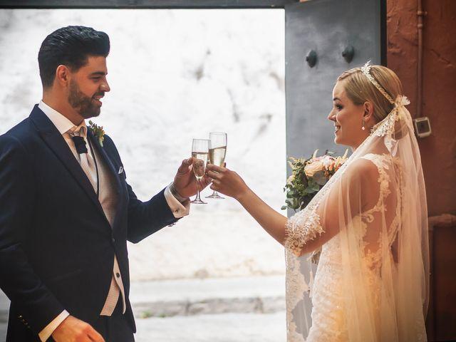 La boda de Mercedes y Juan