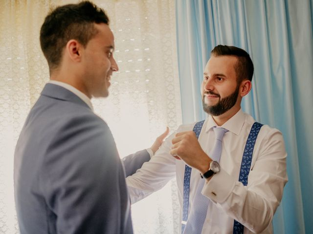 La boda de Eva y Daniel en Fresno De Torote, Madrid 7
