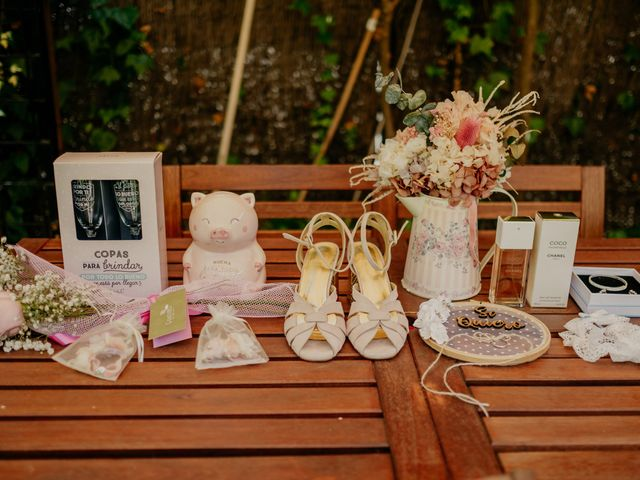 La boda de Eva y Daniel en Fresno De Torote, Madrid 18