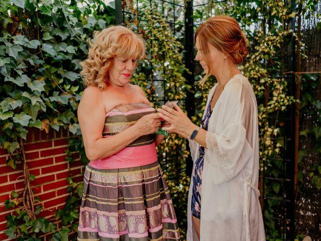 La boda de Eva y Daniel en Fresno De Torote, Madrid 20