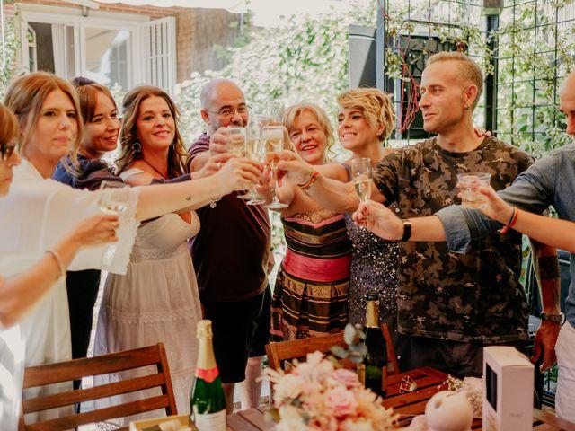 La boda de Eva y Daniel en Fresno De Torote, Madrid 23