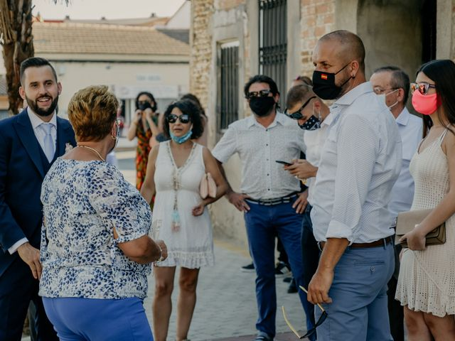 La boda de Eva y Daniel en Fresno De Torote, Madrid 31