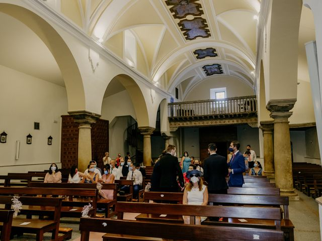 La boda de Eva y Daniel en Fresno De Torote, Madrid 32
