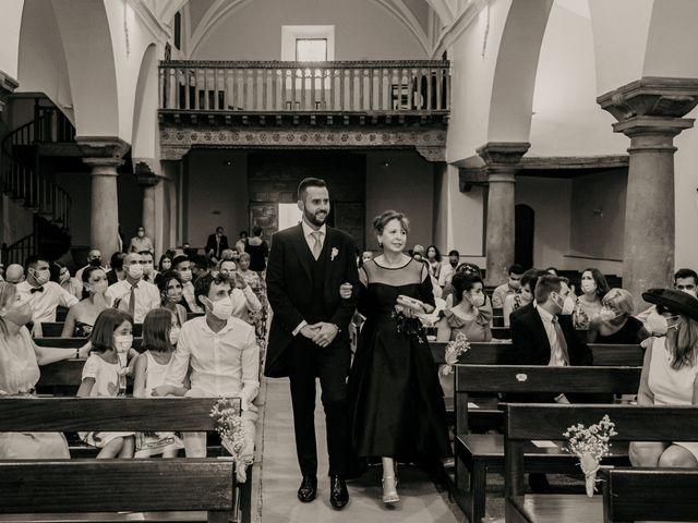 La boda de Eva y Daniel en Fresno De Torote, Madrid 33