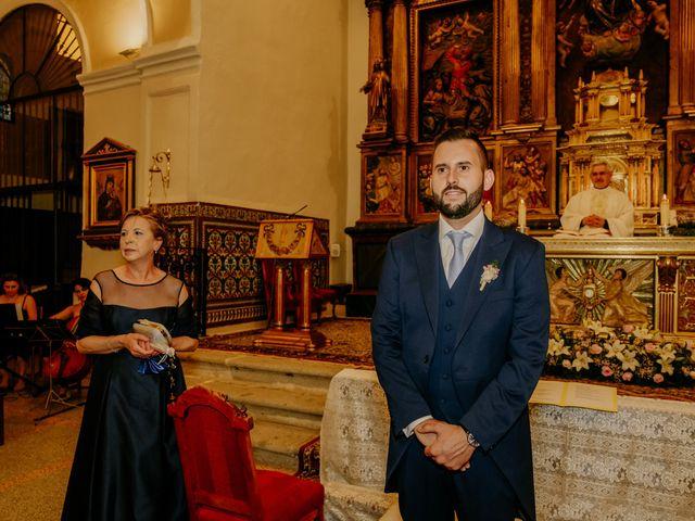 La boda de Eva y Daniel en Fresno De Torote, Madrid 34