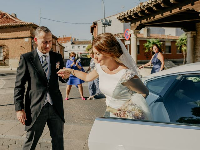 La boda de Eva y Daniel en Fresno De Torote, Madrid 36