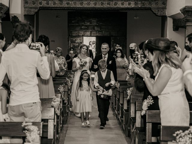 La boda de Eva y Daniel en Fresno De Torote, Madrid 37