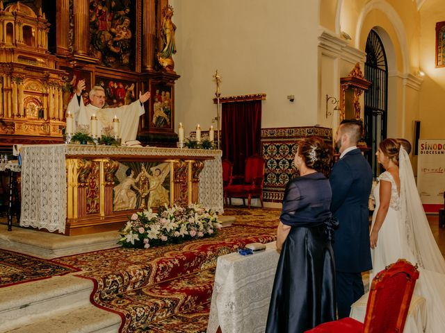 La boda de Eva y Daniel en Fresno De Torote, Madrid 38