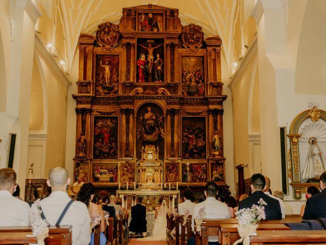 La boda de Eva y Daniel en Fresno De Torote, Madrid 39