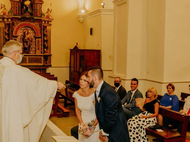La boda de Eva y Daniel en Fresno De Torote, Madrid 40
