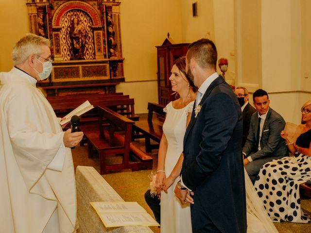 La boda de Eva y Daniel en Fresno De Torote, Madrid 41