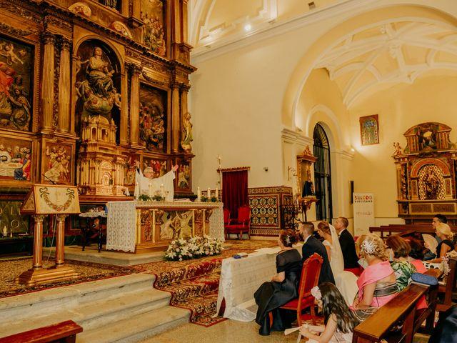 La boda de Eva y Daniel en Fresno De Torote, Madrid 43
