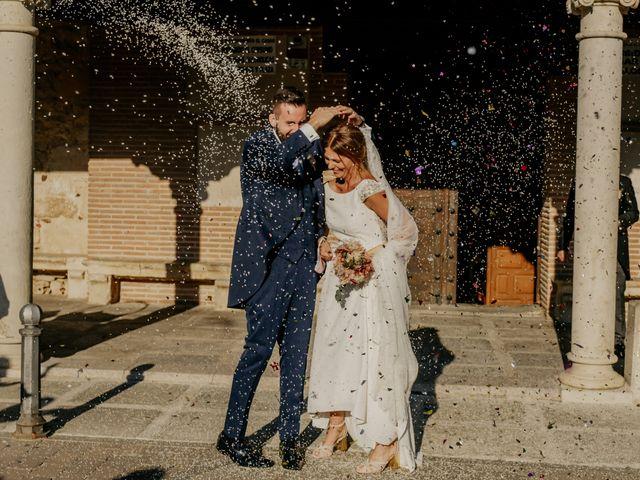 La boda de Eva y Daniel en Fresno De Torote, Madrid 45