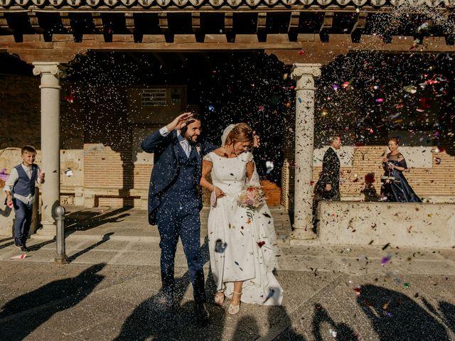 La boda de Eva y Daniel en Fresno De Torote, Madrid 46