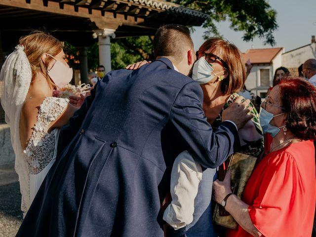 La boda de Eva y Daniel en Fresno De Torote, Madrid 47