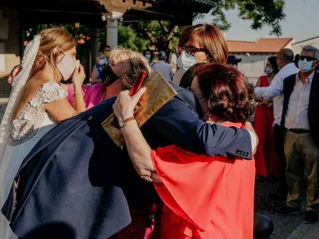 La boda de Eva y Daniel en Fresno De Torote, Madrid 48