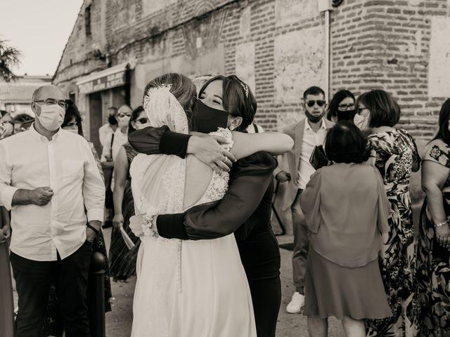 La boda de Eva y Daniel en Fresno De Torote, Madrid 49