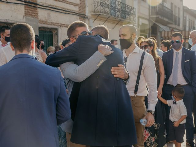 La boda de Eva y Daniel en Fresno De Torote, Madrid 51