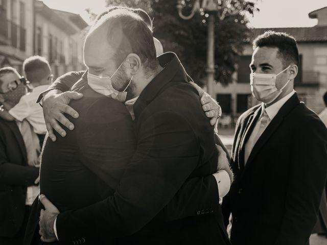 La boda de Eva y Daniel en Fresno De Torote, Madrid 52