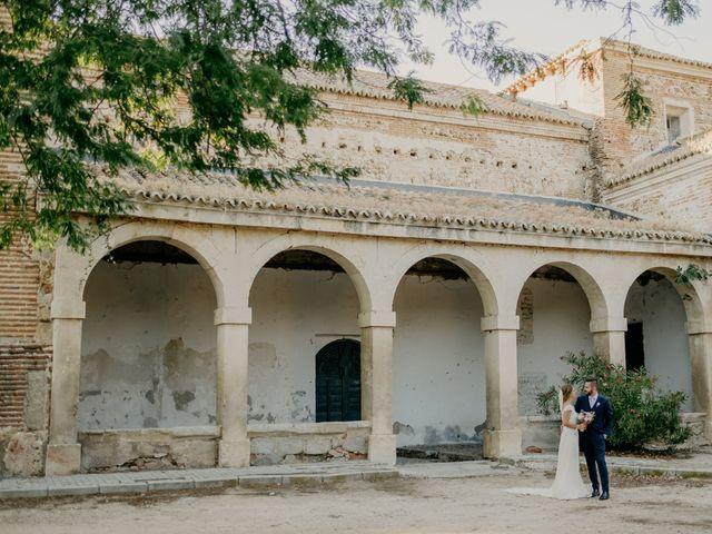 La boda de Eva y Daniel en Fresno De Torote, Madrid 53