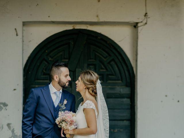 La boda de Eva y Daniel en Fresno De Torote, Madrid 54