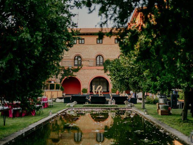 La boda de Eva y Daniel en Fresno De Torote, Madrid 62