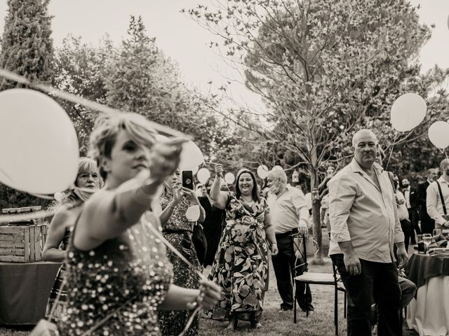 La boda de Eva y Daniel en Fresno De Torote, Madrid 70