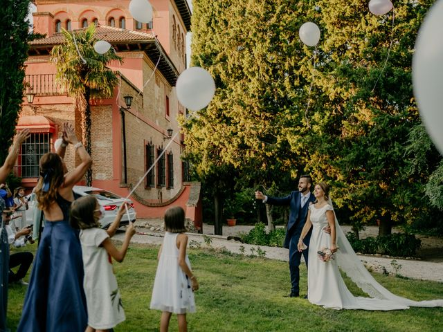 La boda de Eva y Daniel en Fresno De Torote, Madrid 71
