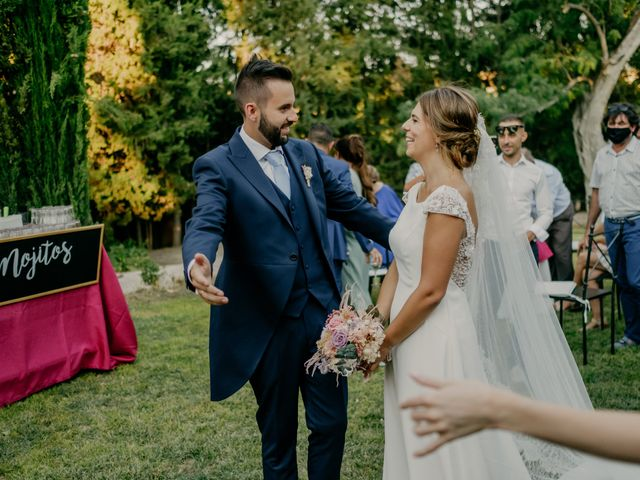 La boda de Eva y Daniel en Fresno De Torote, Madrid 74