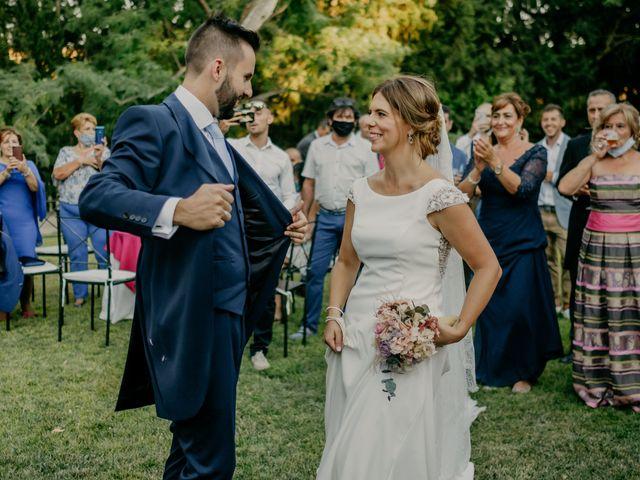 La boda de Eva y Daniel en Fresno De Torote, Madrid 75