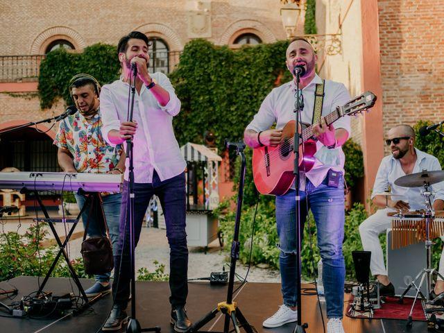 La boda de Eva y Daniel en Fresno De Torote, Madrid 76