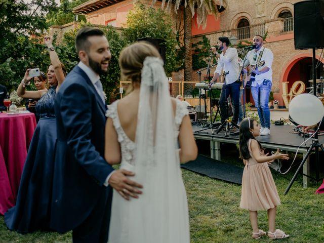 La boda de Eva y Daniel en Fresno De Torote, Madrid 77