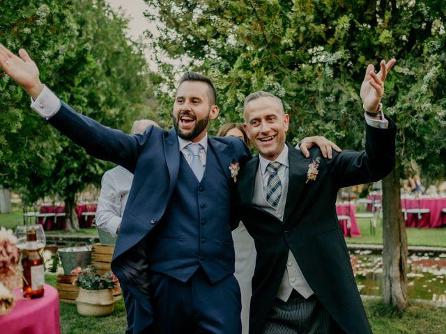 La boda de Eva y Daniel en Fresno De Torote, Madrid 79