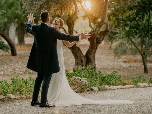 La boda de Eva y Daniel en Fresno De Torote, Madrid 83
