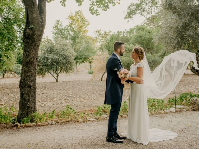 La boda de Eva y Daniel en Fresno De Torote, Madrid 86