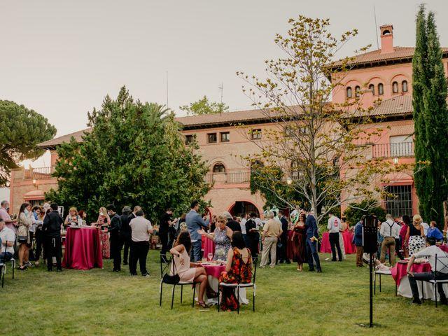 La boda de Eva y Daniel en Fresno De Torote, Madrid 91