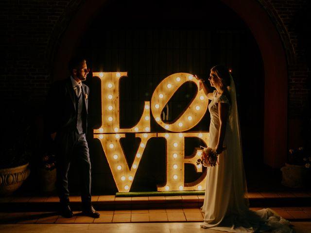 La boda de Eva y Daniel en Fresno De Torote, Madrid 96