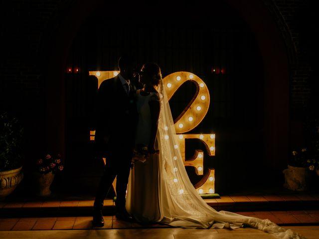 La boda de Eva y Daniel en Fresno De Torote, Madrid 97