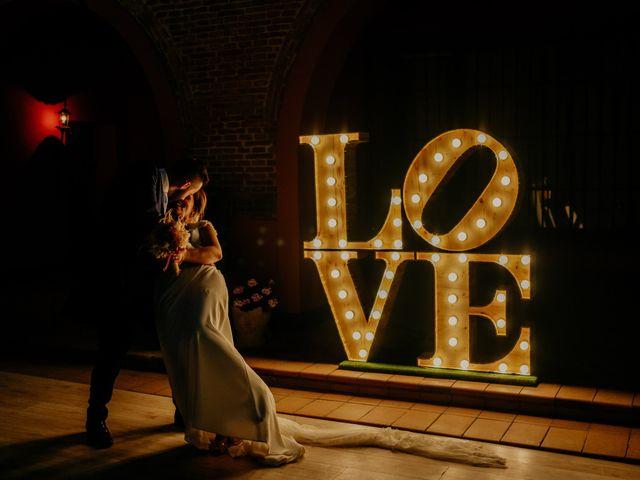 La boda de Eva y Daniel en Fresno De Torote, Madrid 98