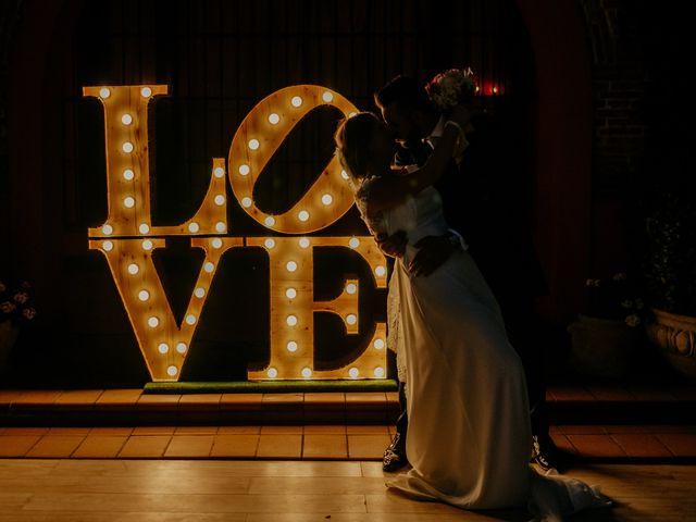 La boda de Eva y Daniel en Fresno De Torote, Madrid 99