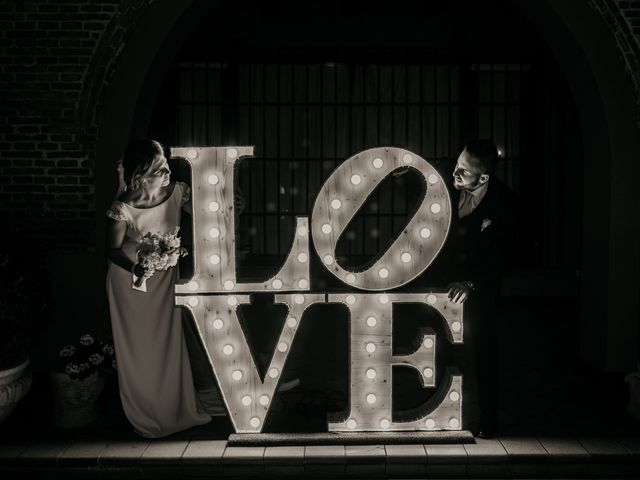 La boda de Eva y Daniel en Fresno De Torote, Madrid 100