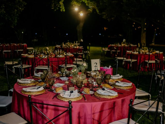 La boda de Eva y Daniel en Fresno De Torote, Madrid 102