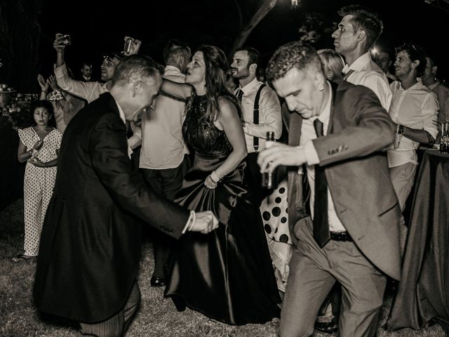 La boda de Eva y Daniel en Fresno De Torote, Madrid 108