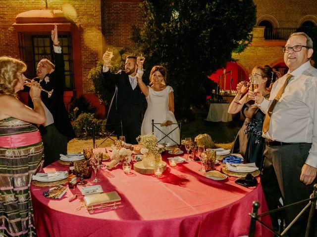La boda de Eva y Daniel en Fresno De Torote, Madrid 111