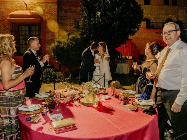La boda de Eva y Daniel en Fresno De Torote, Madrid 112