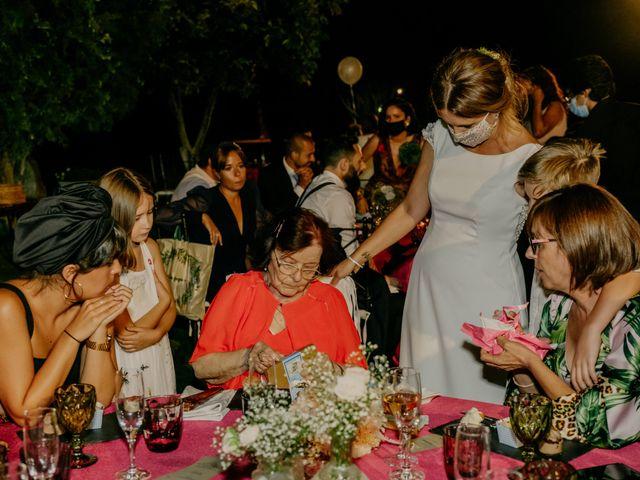 La boda de Eva y Daniel en Fresno De Torote, Madrid 115